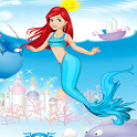 Games for Girls Mermaid icon