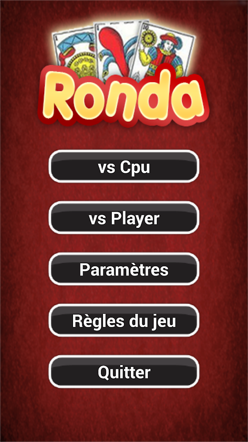 Ronda - screenshot