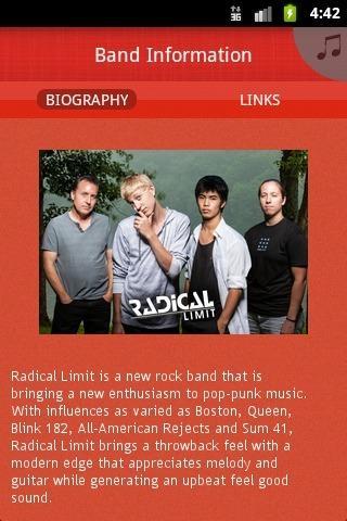 Radical Limit - screenshot