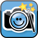 Photo effects and frames icon
