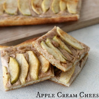 Apple Cream Cheese Pizza Recipe