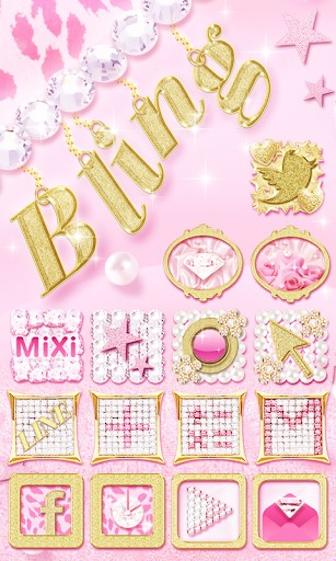 Bling Bam icon theme
