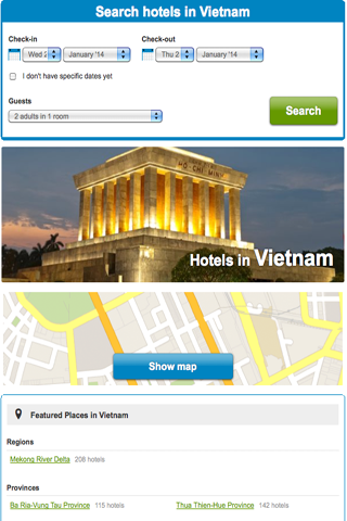 Vietnam Hotels Hotelier Deals
