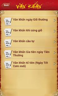 Văn Khấn Cúng giỗ - screenshot thumbnail