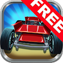 Dirt Race Fury Desert FREE icon