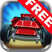 Dirt Race Fury Desert FREE