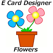 E Card Designer - Flowers