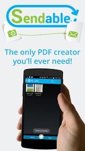 Sendable Picture to PDF - screenshot thumbnail