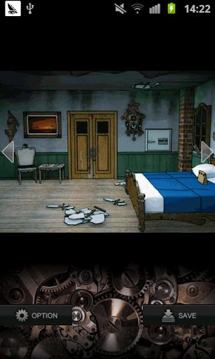 密室逃脫之廢棄的旅館