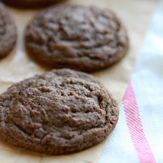 Chewy Cocoa Mocha Cookies Recipe