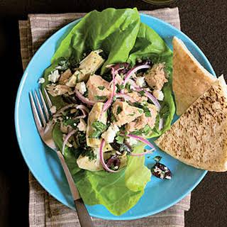 Greek Tuna Salad.