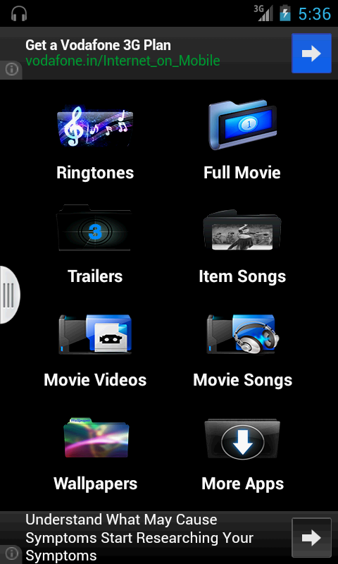 Latest Bollywood Ringtones - screenshot