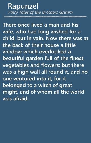 無料教育Appの英語でグリム童話|記事Game