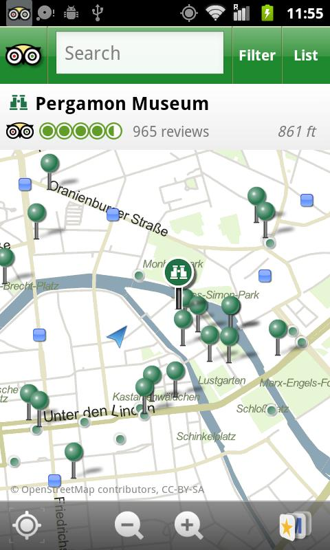 Berlin City Guide screenshot #2