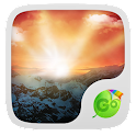 Sunrise GO Keyboard Theme icon