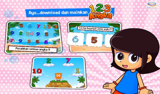 Marbel Belajar Angka - screenshot thumbnail