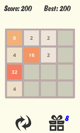 20 48 Puzzle with mPOINTS