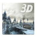 Winter Forest 3D Free