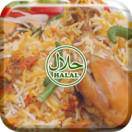 伊斯蘭清真食品食譜 書籍 LOGO-阿達玩APP