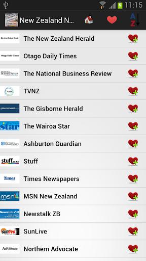 新西兰报纸和新闻