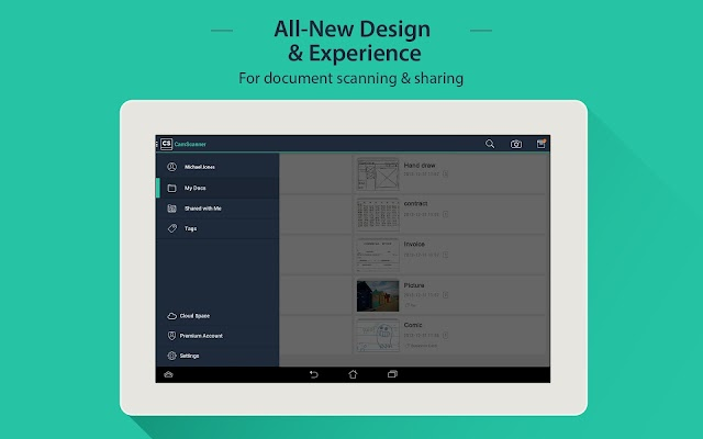 CamScanner Phone PDF Creator FULL v3.8.0.20150827