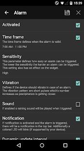 Rain Alarm - screenshot thumbnail