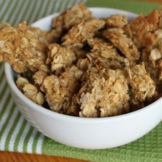 Gluten-Free Almond-Maple Granola Clusters