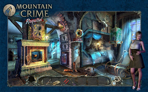 Game for android Mountain Crime: Requital v1.0 APK