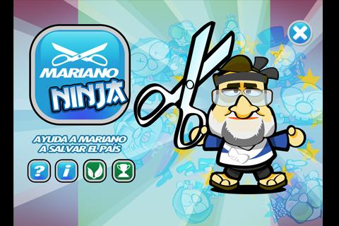 Mariano Ninja- screenshot