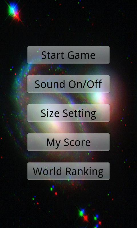 Star Ball Game- screenshot