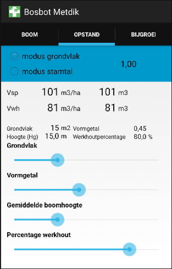 Bosbot Metdik- screenshot