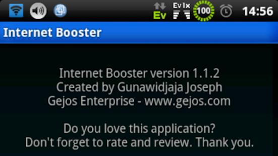 Download Internet Booster (root) v4.6.1 APK - Internet Booster (root ...