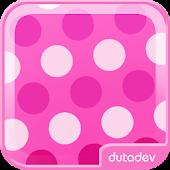 Polka Dots Live Wallpaper PRO