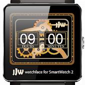 JJW Digital Gears Watchface 2