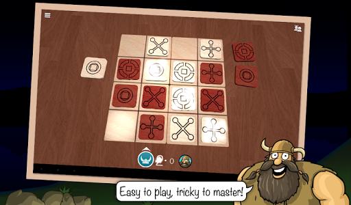 Mijnlieff - board game