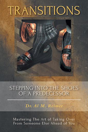 TRANSITIONS - Stepping Into The Shoes Of A Predecessor cover