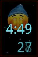 Screenshot of Animated Alarm Clock Widget