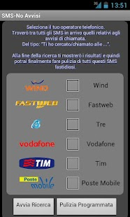 SMS-No Avvisi - screenshot thumbnail
