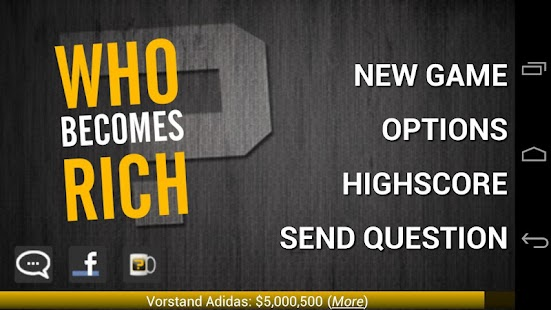Who Becomes Rich (ad-free)- screenshot thumbnail