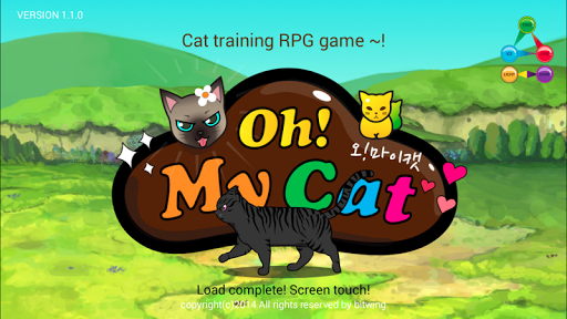 OhMyCat - real cat game
