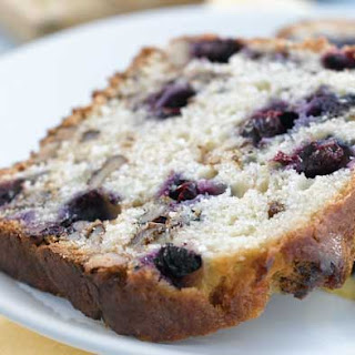 Blueberry-Lemon-Walnut-Bread