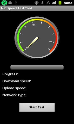 Net Speed Test Tool