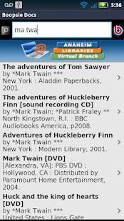 Anaheim Library 2Go!- screenshot thumbnail