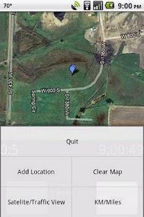 Simple GPS Activity Tracker - screenshot thumbnail