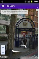 Screenshot of ToDaLoo - London Toilet Finder