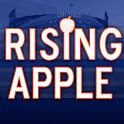 Rising Apple logo