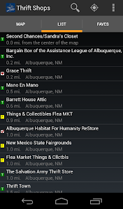 Thrift Shop Locator screenshot 3