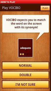 Vocibo- screenshot thumbnail