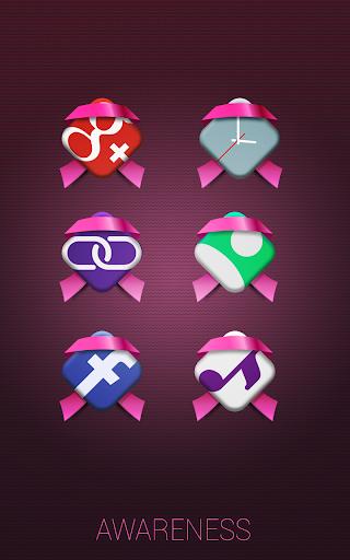 玩免費個人化APP|下載AWARENESS - Icon Pack app不用錢|硬是要APP