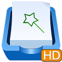 File Expert HD with Clouds icon